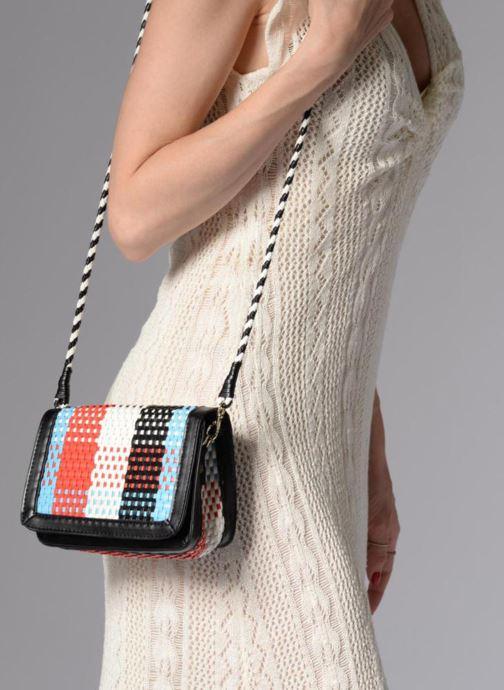 Sacs à main Essentiel Antwerp PAGLIARA Mini Shoulderbag Rouge vue bas / vue portée sac