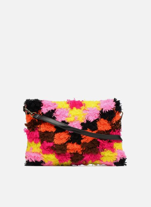 Mini Bags Essentiel Antwerp PARDEGNA Large Beaded Pouch mehrfarbig ansicht von vorne