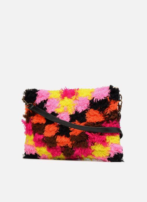 Mini Bags Essentiel Antwerp PARDEGNA Large Beaded Pouch mehrfarbig ansicht von rechts