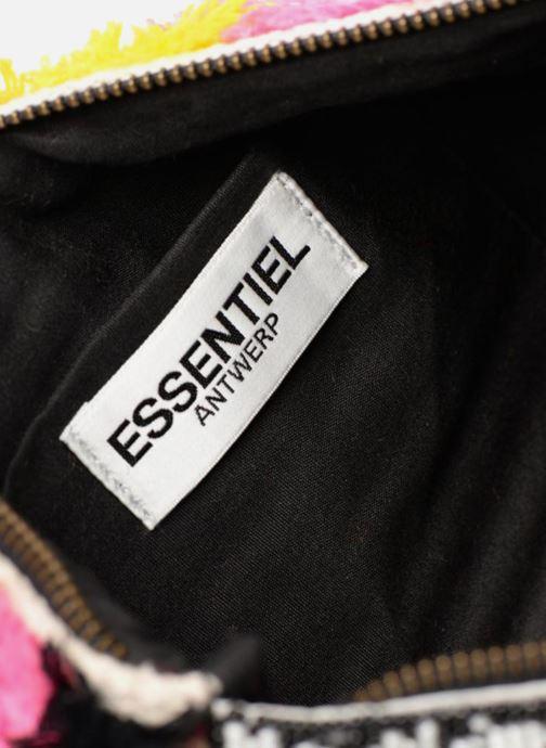 Sacs pochettes Essentiel Antwerp PARDEGNA Large Beaded Pouch Multicolore vue derrière
