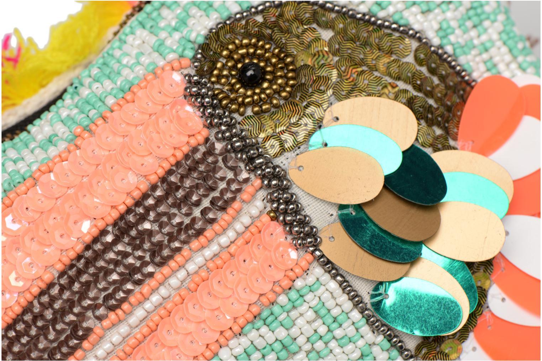 Mini Bags Essentiel Antwerp PIVORNO Large Beaded Pouch mehrfarbig ansicht von links