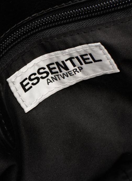 Handtassen Essentiel Antwerp PIANTI Knotted Shoulderbag Blauw achterkant