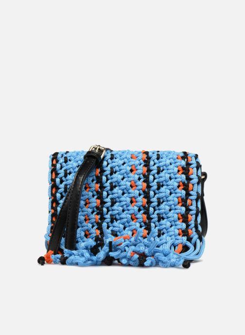 Bolsos de mano Essentiel Antwerp PIANTI Knotted Shoulderbag Azul vista de detalle / par