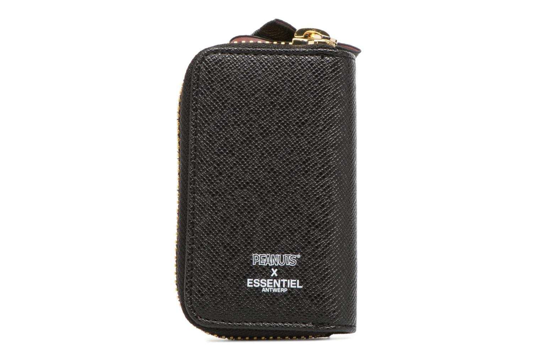 Cardholder Essentiel Antwerp Pouch Black PAREZZO HBPBF1