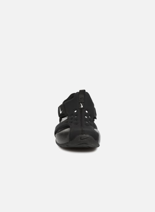 Sandals Nike Nike Sunray Protect 2 (Ps) Black model view