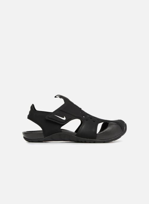 Sandales et nu-pieds Nike Nike Sunray Protect 2 (Ps) Noir vue derrière