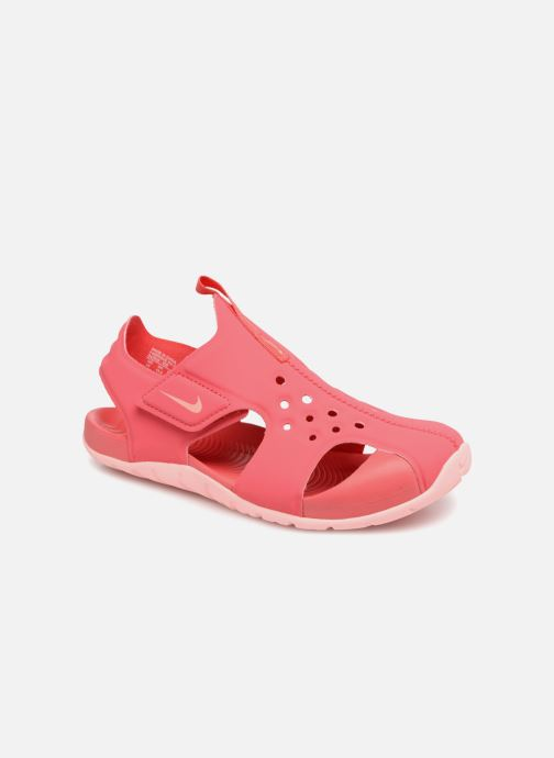 589fc7adf64 Nike Nike Sunray Protect 2 (Ps) (Rose) - Sandales et nu-pieds chez ...