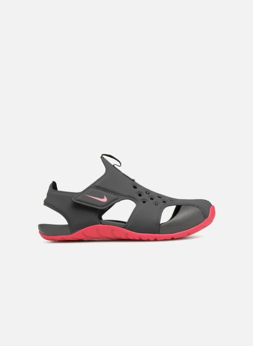 Sandals Nike Nike Sunray Protect 2 (Ps) Grey back view