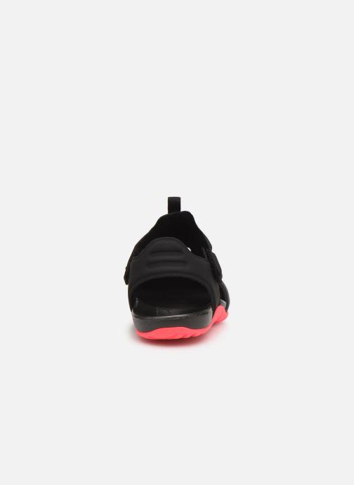 Sandalias Nike Nike Sunray Protect 2 (Ps) Negro vista lateral derecha