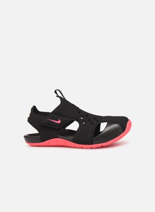 Sandalias Nike Nike Sunray Protect 2 (Ps) Negro vistra trasera