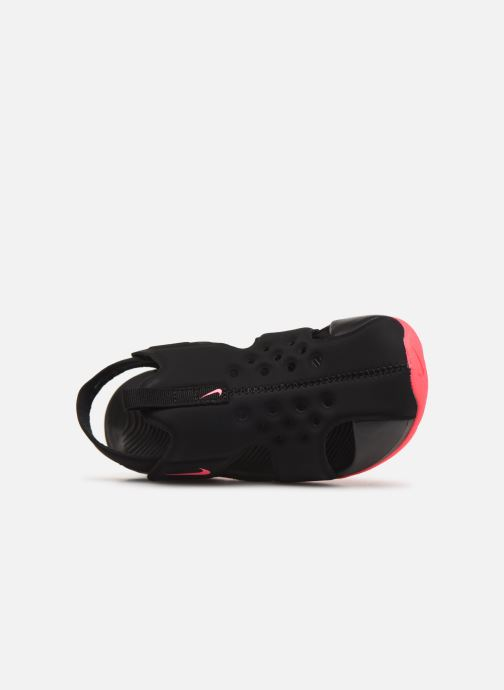 Sandalen Nike Nike Sunray Protect 2 (Ps) Zwart links
