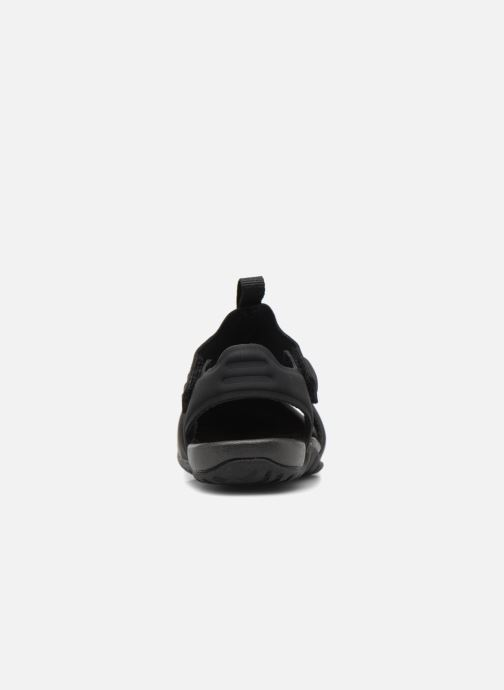 Sandali e scarpe aperte Nike Nike Sunray Protect 2 (Td) Nero immagine destra