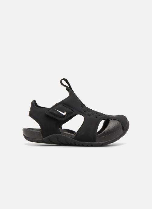 Sandales et nu-pieds Nike Nike Sunray Protect 2 (Td) Noir vue derrière