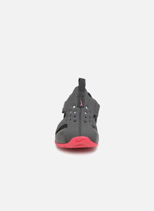 Sandaler Nike Nike Sunray Protect 2 (Td) Grå bild av skorna på