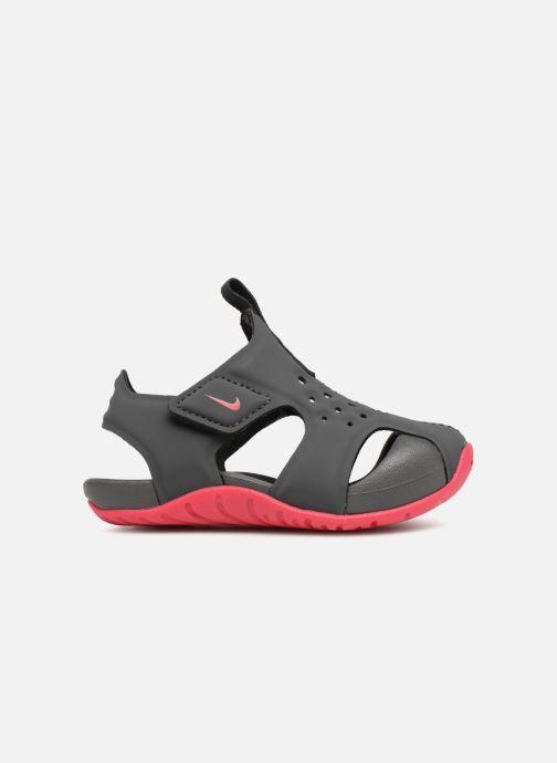 Sandaler Nike Nike Sunray Protect 2 (Td) Grå bild från baksidan