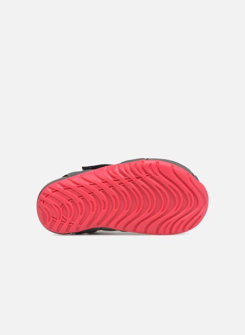 Sandaler Nike Nike Sunray Protect 2 (Td) Grå bild från ovan