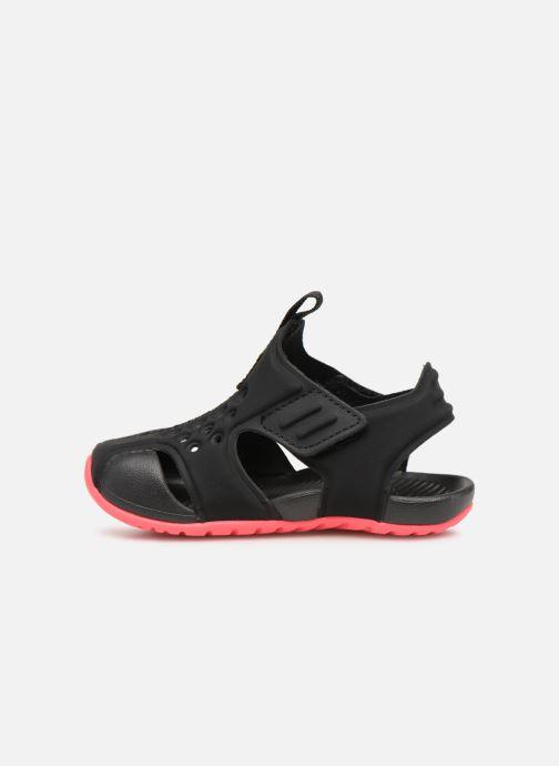 Sandales et nu-pieds Nike Nike Sunray Protect 2 (Td) Noir vue face