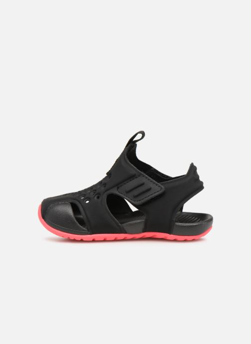 Sandaler Nike Nike Sunray Protect 2 (Td) Svart bild från framsidan