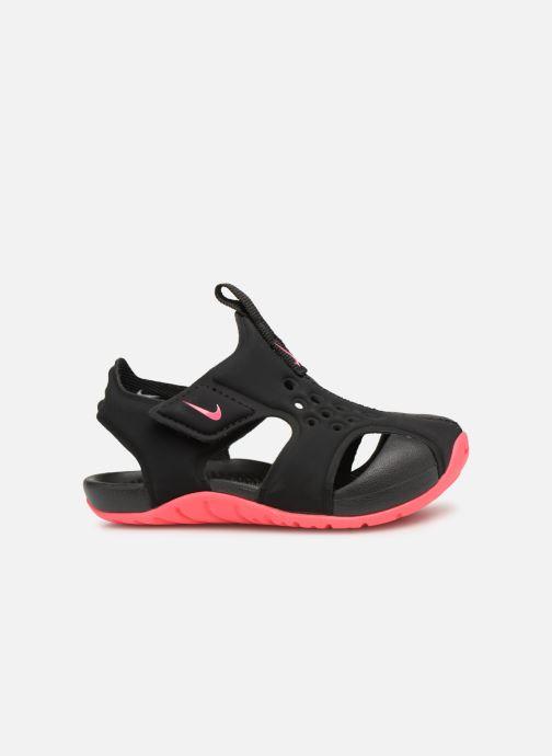 Sandaler Nike Nike Sunray Protect 2 (Td) Svart bild från baksidan