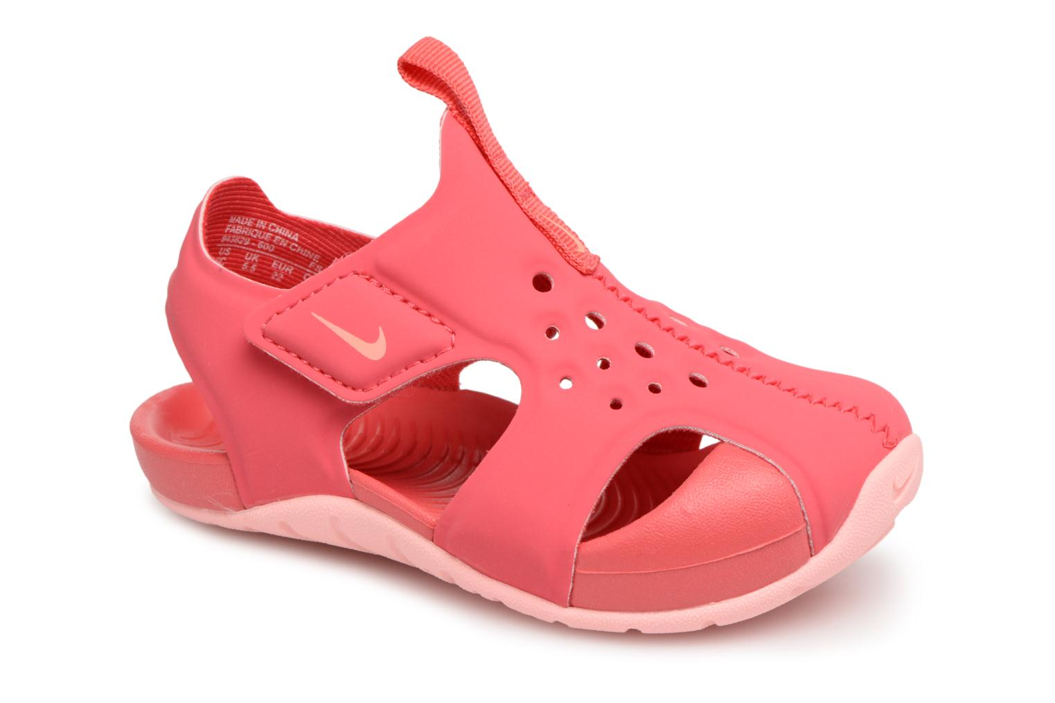 36a3134f64a54 Nike Nike Sunray Protect 2 (Td) (Rose) - Sandales et nu-pieds chez ...