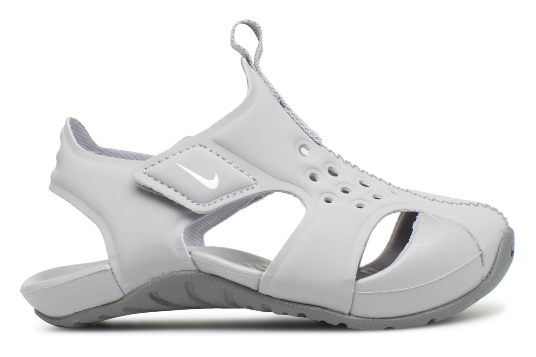 Sandalen Nike Nike Sunray Protect 2 (Td) grau ansicht von hinten