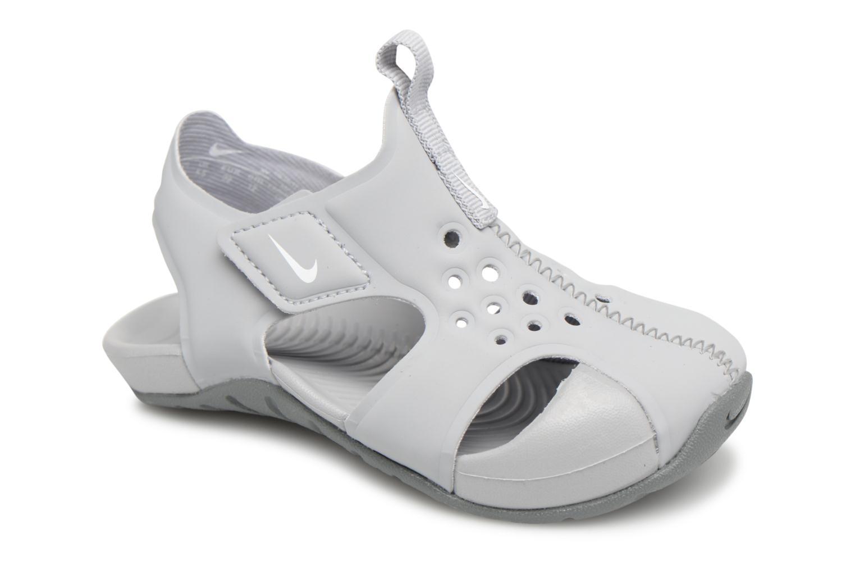 Sandalen Nike Nike Sunray Protect 2 (Td) grau detaillierte ansicht/modell