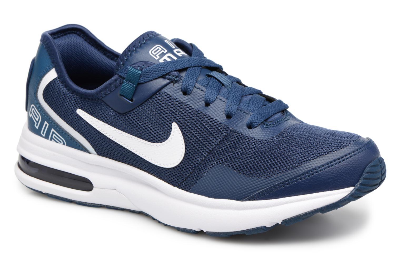 Baskets Nike Nike Air Max Lb (Gs) Bleu vue détail/paire