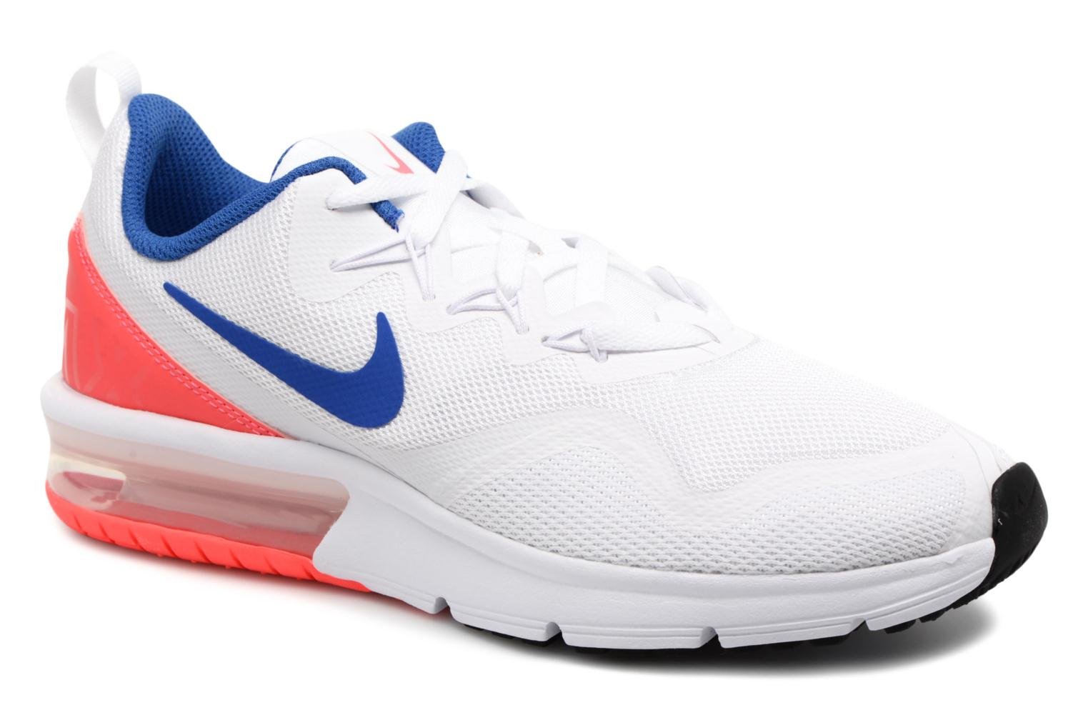 Nike Nike Air Max 90 Essential Trainers in White at Sarenza