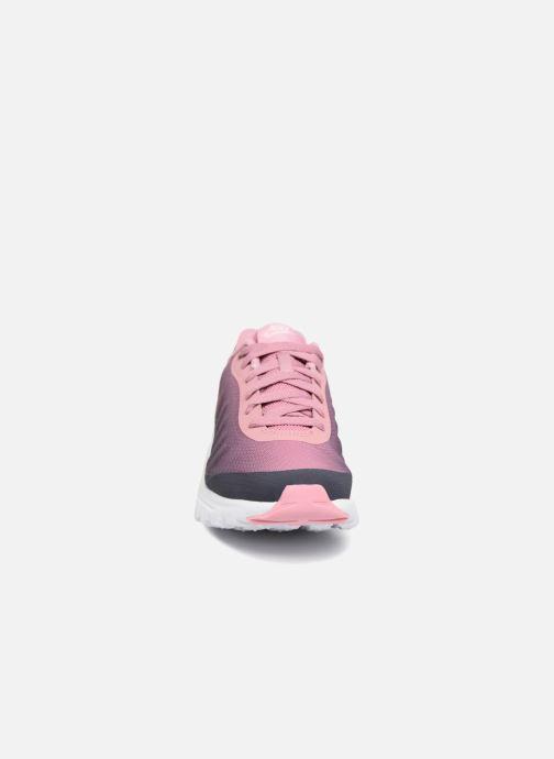 Nike Air Max Invigor Print (Gs) (Rose) Baskets chez