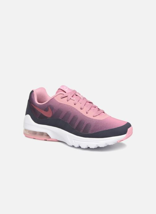 Nike Air Max Invigor Print (Gs) Trainers in Pink at Sarenza