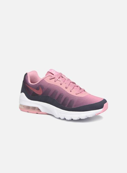 half price retail prices timeless design Nike Air Max Invigor Print (Gs) Trainers in Pink at Sarenza.eu ...