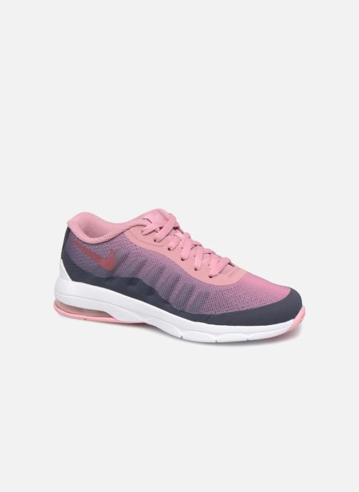 new product 65102 50b06 Trainers Nike Air Max Invigor Print (Ps) Pink detailed view  Pair view