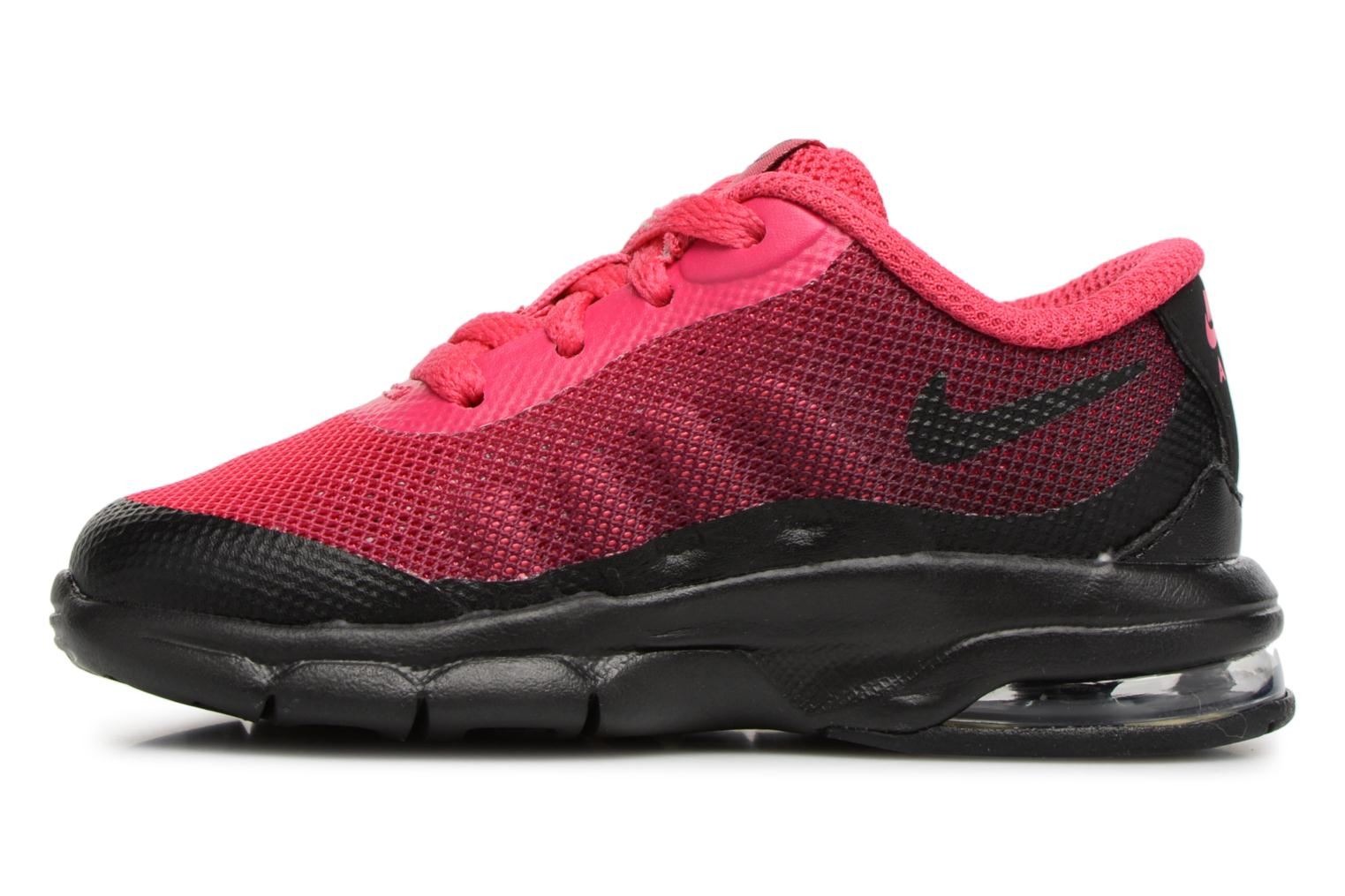 Baskets Nike Air Max Invigor Print (Td) Rose vue face