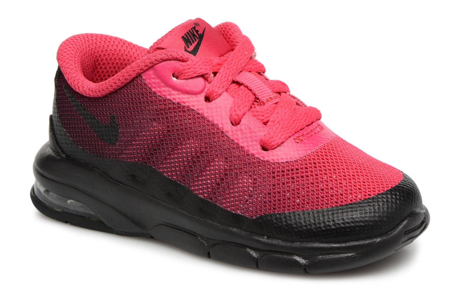 Baskets Nike Air Max Invigor Print (Td) Rose vue détail/paire