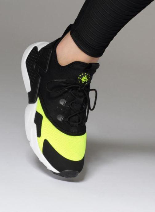 wholesale dealer da8a6 e873c Baskets Nike Nike Huarache Drift (Gs) Noir vue bas   vue portée sac