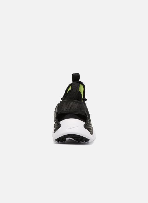 super popular 409c2 2992f Baskets Nike Nike Huarache Drift (Gs) Noir vue droite
