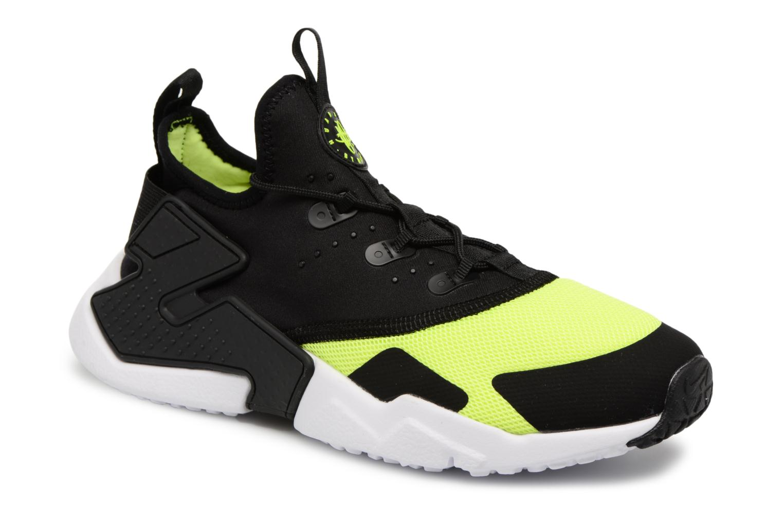 Baskets Nike Nike Huarache Drift (Gs) Noir vue détail/paire