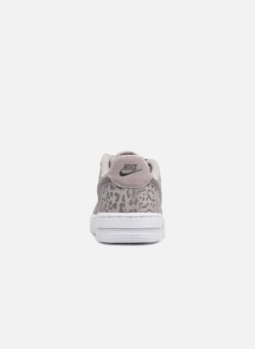 Sneakers Nike Nike Force 1 Lv8 (Ps) Grijs rechts