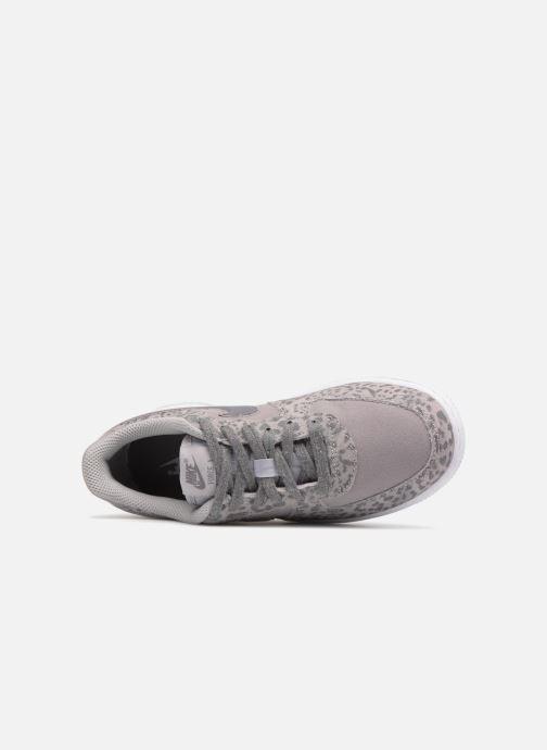 Sneakers Nike Nike Force 1 Lv8 (Ps) Grijs links