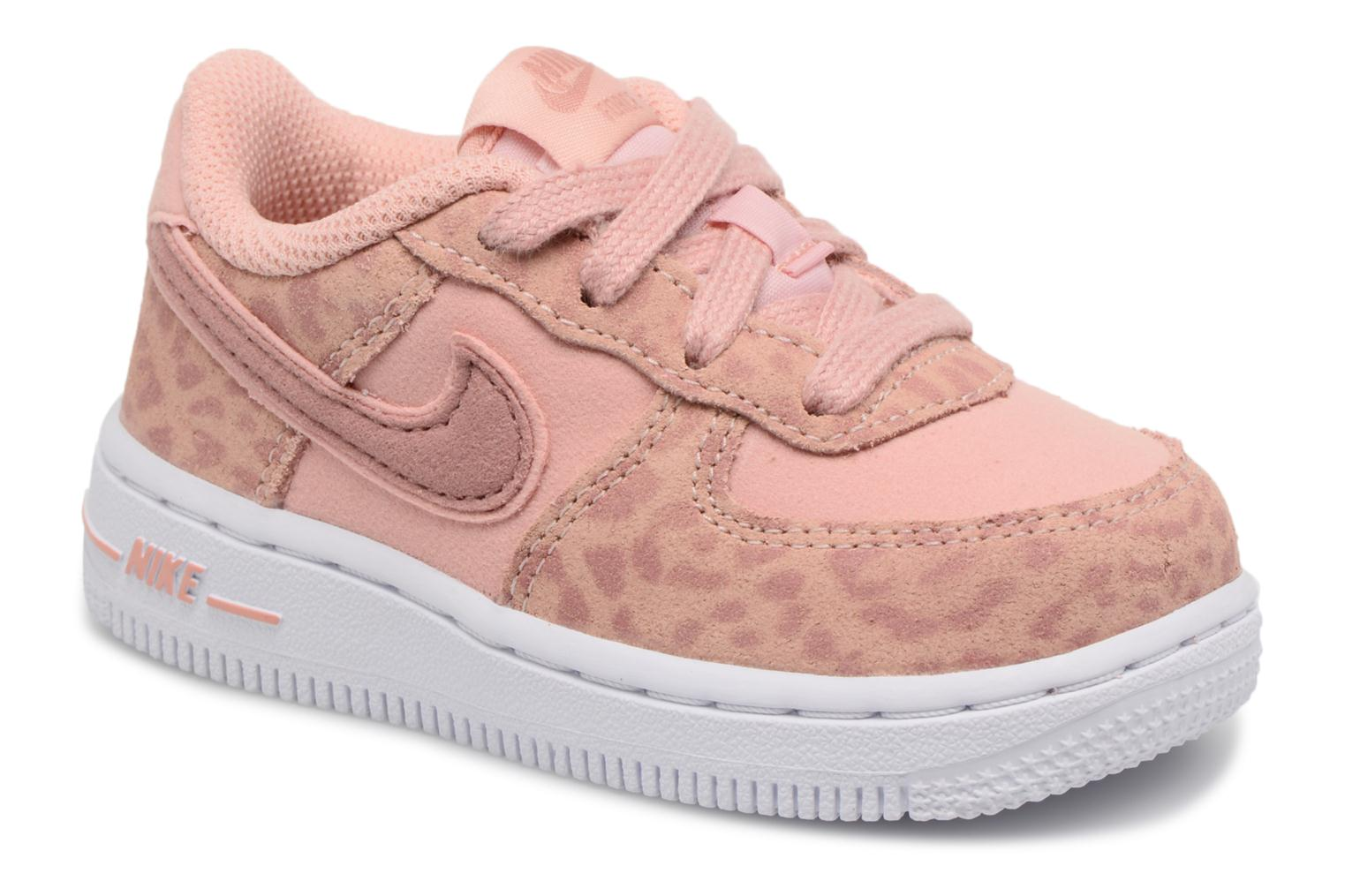 Sneakers Nike Nike Force 1 Lv8 (Td) Roze detail