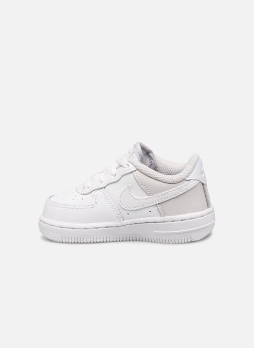 Trainers Nike Nike Force 1 (Td) White front view