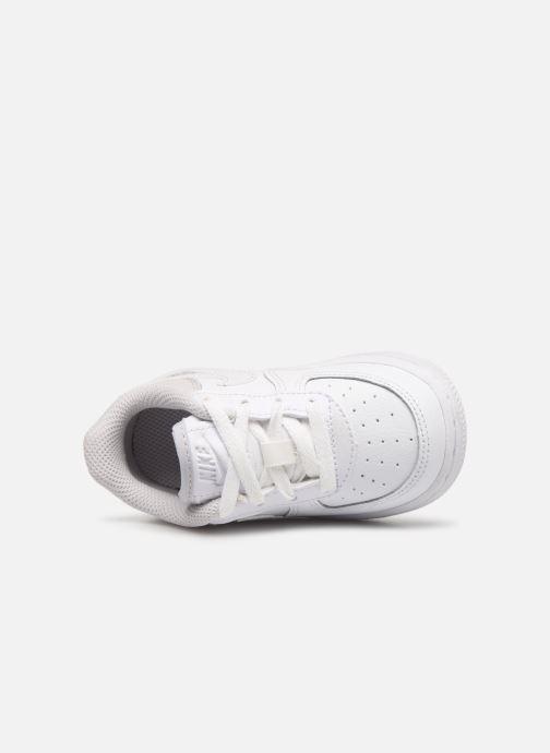 Baskets Nike Nike Force 1 (Td) Blanc vue gauche