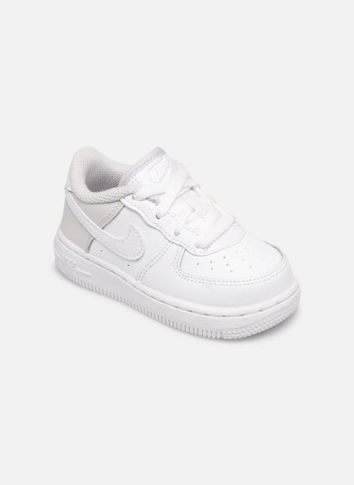 Trainers Nike Nike Force 1 (Td) White detailed view/ Pair view