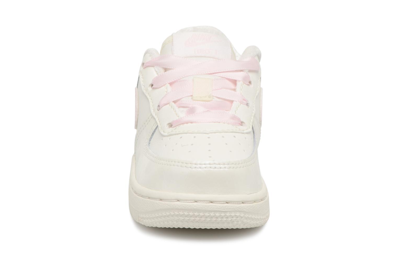 Sneaker Nike Nike Force 1 (Td) weiß schuhe getragen