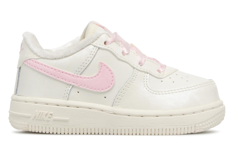 Sneaker Nike Nike Force 1 (Td) weiß ansicht von hinten