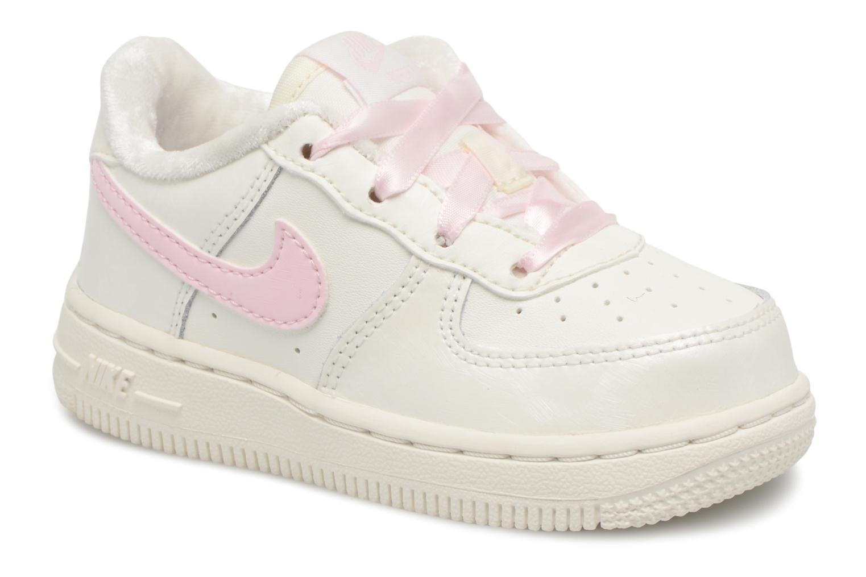Sneaker Nike Nike Force 1 (Td) weiß detaillierte ansicht/modell