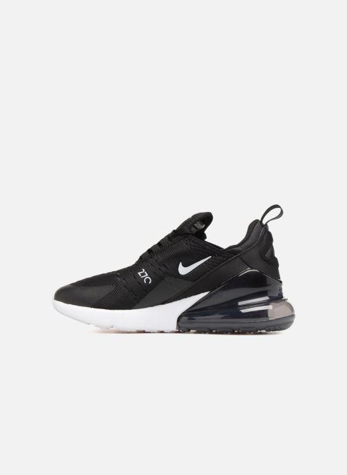 Sneakers Nike Nike Air Max 270 (Gs) Nero immagine frontale