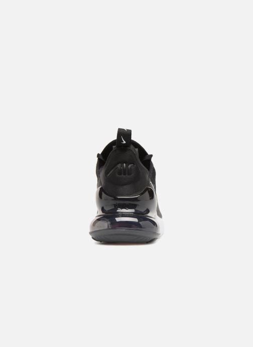 Sneakers Nike Nike Air Max 270 (Gs) Zwart rechts