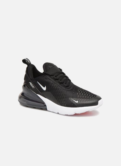 sports shoes d4167 e2d21 Trainers Nike Nike Air Max 270 (Gs) Black detailed view  Pair view