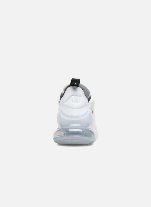 Sneaker Nike Nike Air Max 270 (Gs) weiß ansicht von rechts